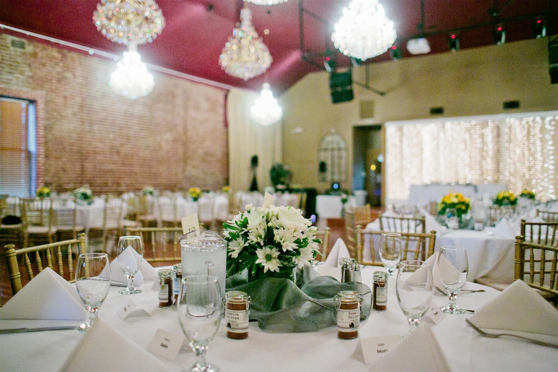 Vacaville Opera House Wedding Reception Wedding Venues