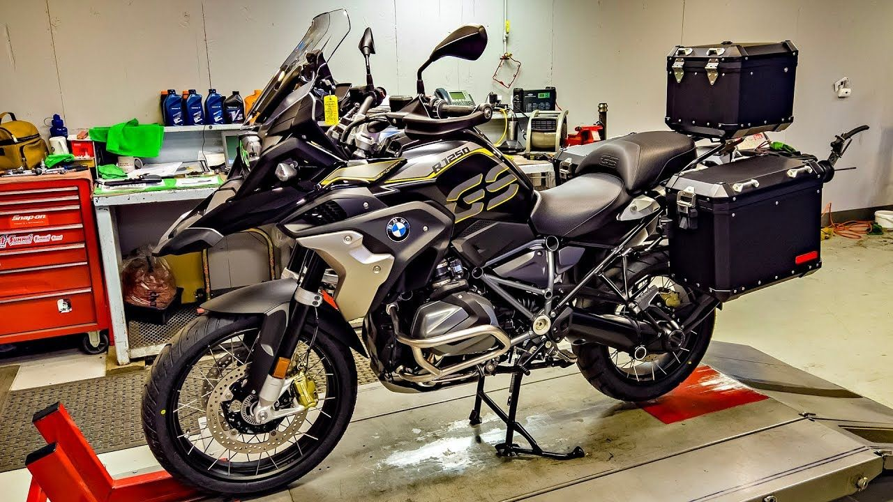 R1250GS Exclusive Mods!! • An Exclusive, Exclusive