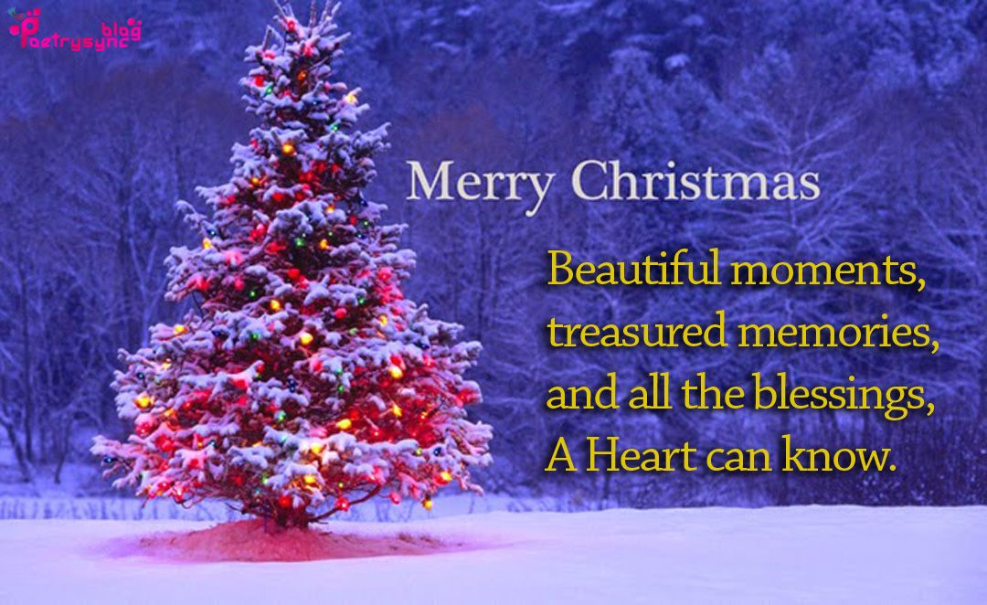 Merry Christmas Pictures and Quotes for Facebook Share | Poetry ...