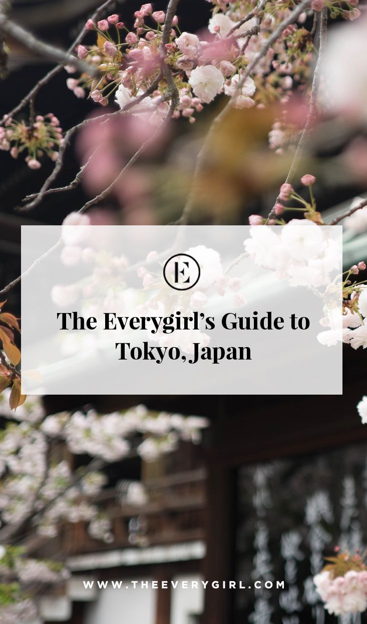 The Everygirl's Travel Guide to Tokyo, Japan | The Everygirl