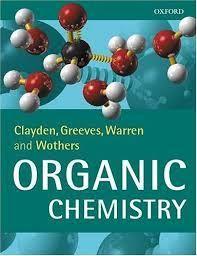 Organic chemistry pdf clayden