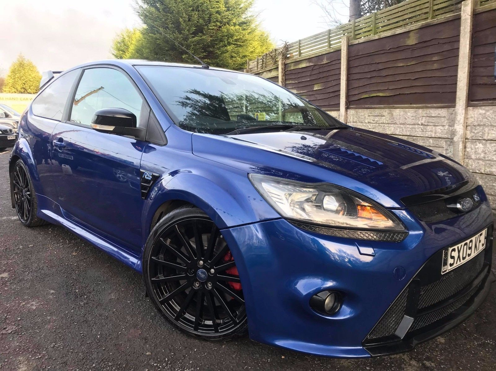 Looking For A Ford Focus Rs 2 5 Rs Blue 2009 99k Miles 412bhp