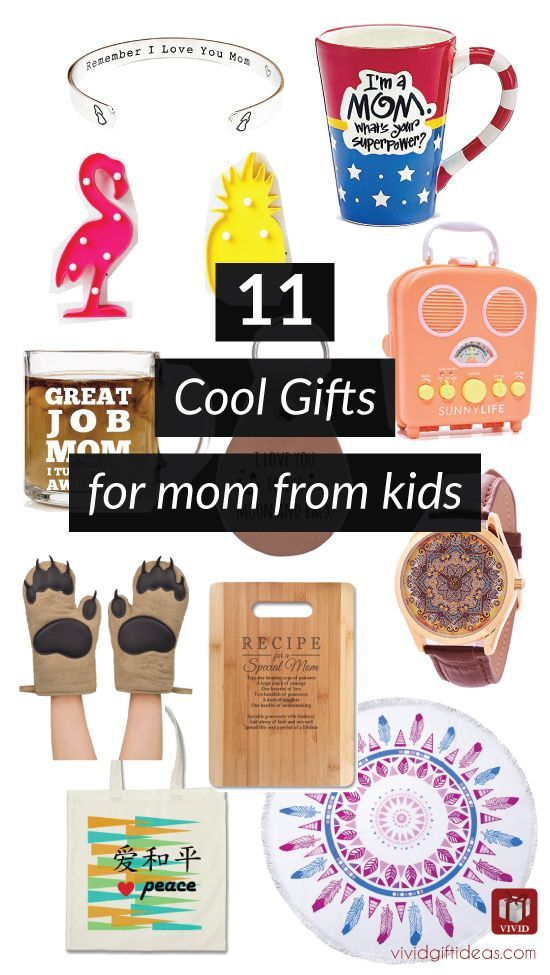 12 Meaningful Gifts For Mom From Kids | Unique mothers day gifts, Unique gifts for mom ...