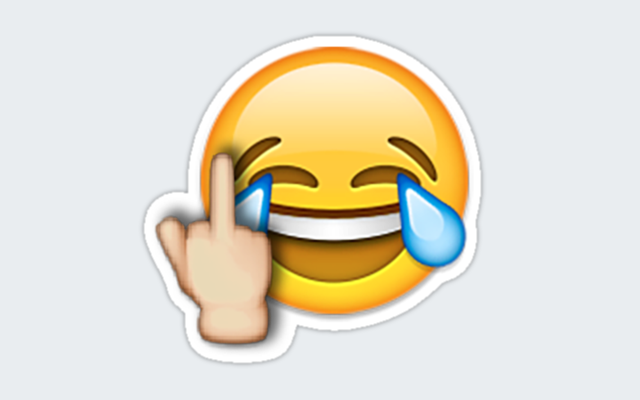 The middle finger emoji is finally coming to the iPhone