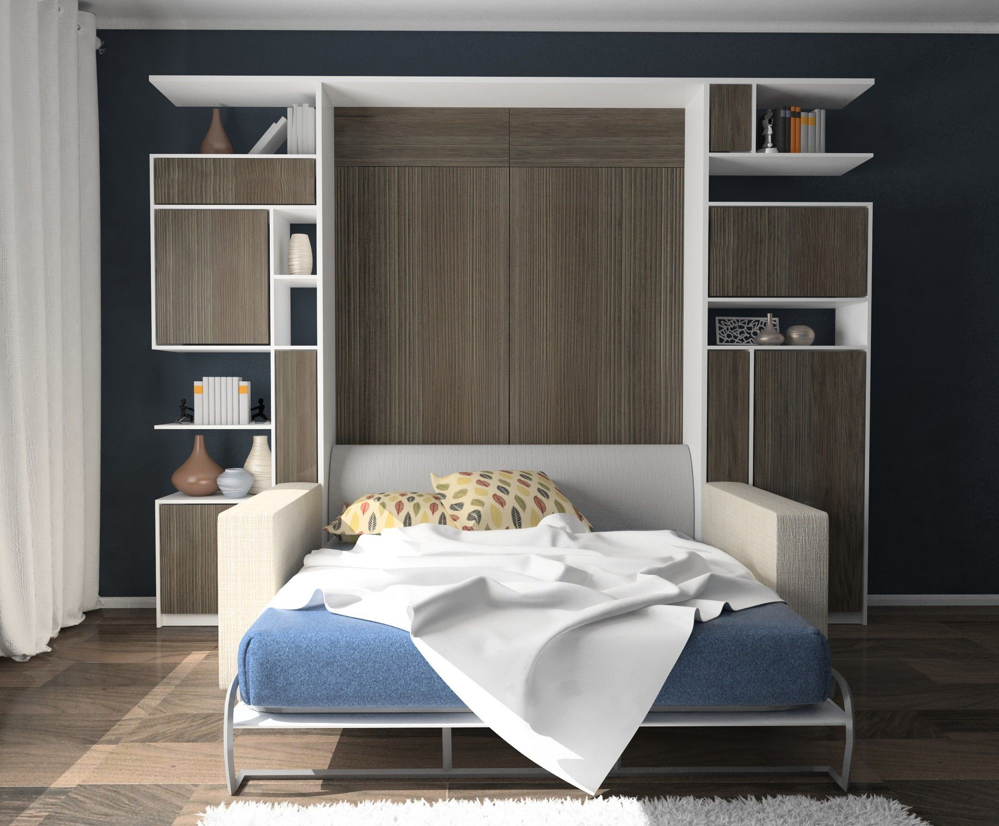 Кровать шкаф в картинках