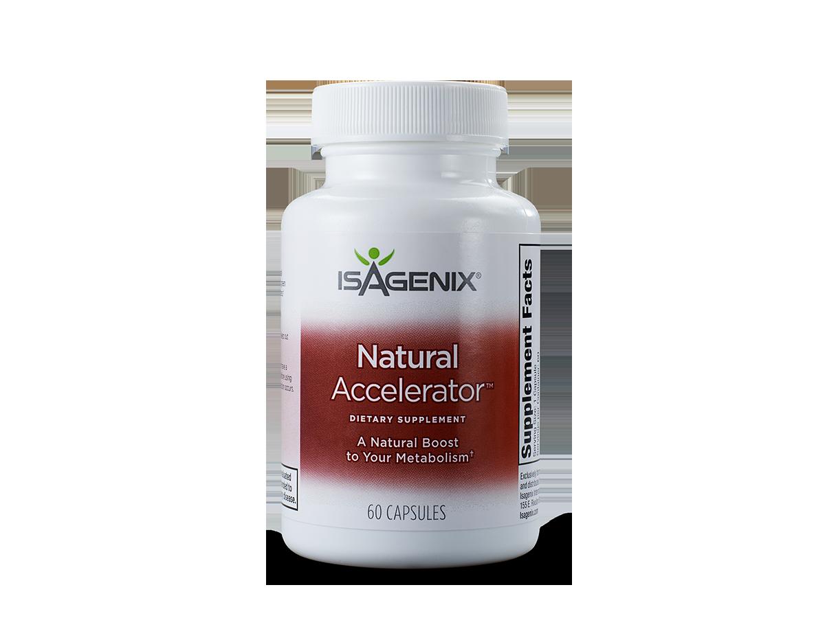 Natural Accelerator™ Natural Accelerator uses natural