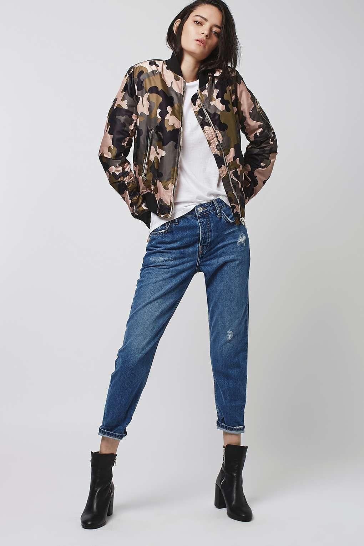 TALL Pink Camo MA1 Bomber - Jackets & Coats - Clothing | Pink camo ...