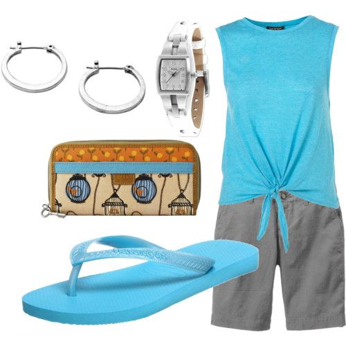 3911eb2d4180 Outfit  12.....simple and perfect for a lazy summer day