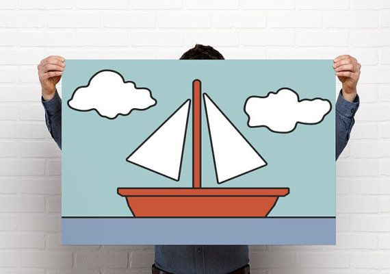 The Simpsons Living Room Famous Boat Picture // Simpsons