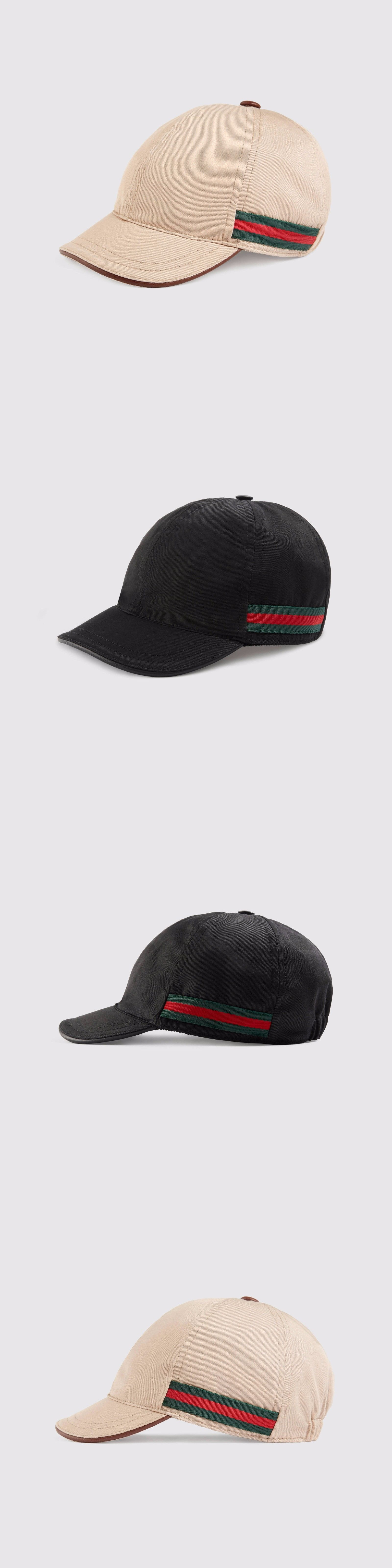 bafa4b05505db Hats 57884  Nwt New Gucci Kids Boys Girls Baseball Cap Hat Beige Black M L  311168 Last One -  BUY IT NOW ONLY   149 on eBay!