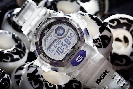 G-Shock X DGK #Casio #GShock #30years