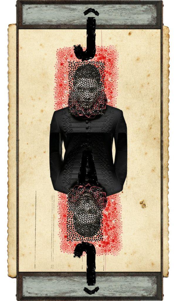 """Jack of Spades"" by twinklestar on Polyvore"