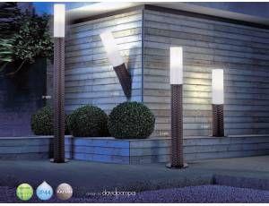 Lampadario in rattan acquista lampadari in rattan online su livingo