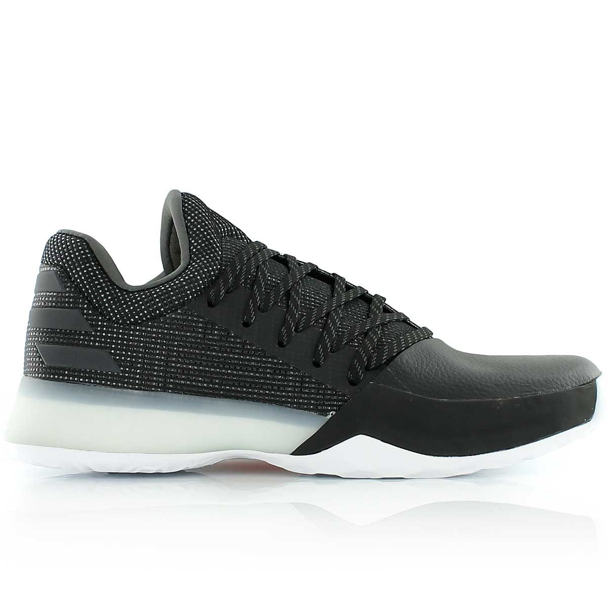8404c785161c adidas performance Harden Vol. 1 core black carbon HI-RES RED S18 ...