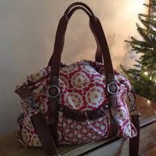 Image Result For Fossil Diaper Bag