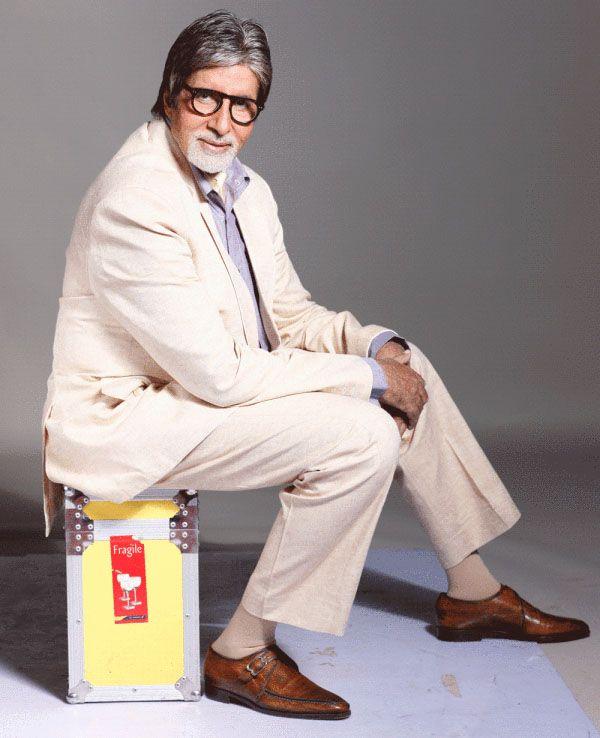 Amitabh Bachchan #Bollywood #Fashion #Style
