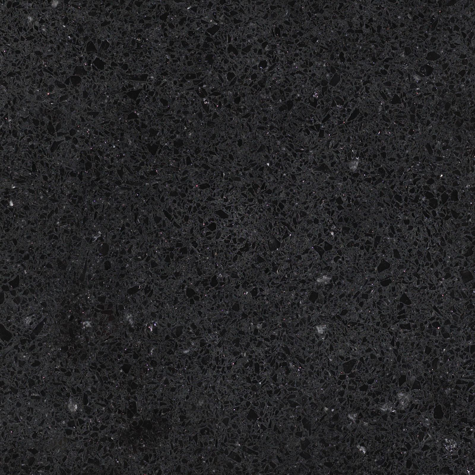 The Absolute Noir Caesarstone Quatrz It Is Part Of Multi