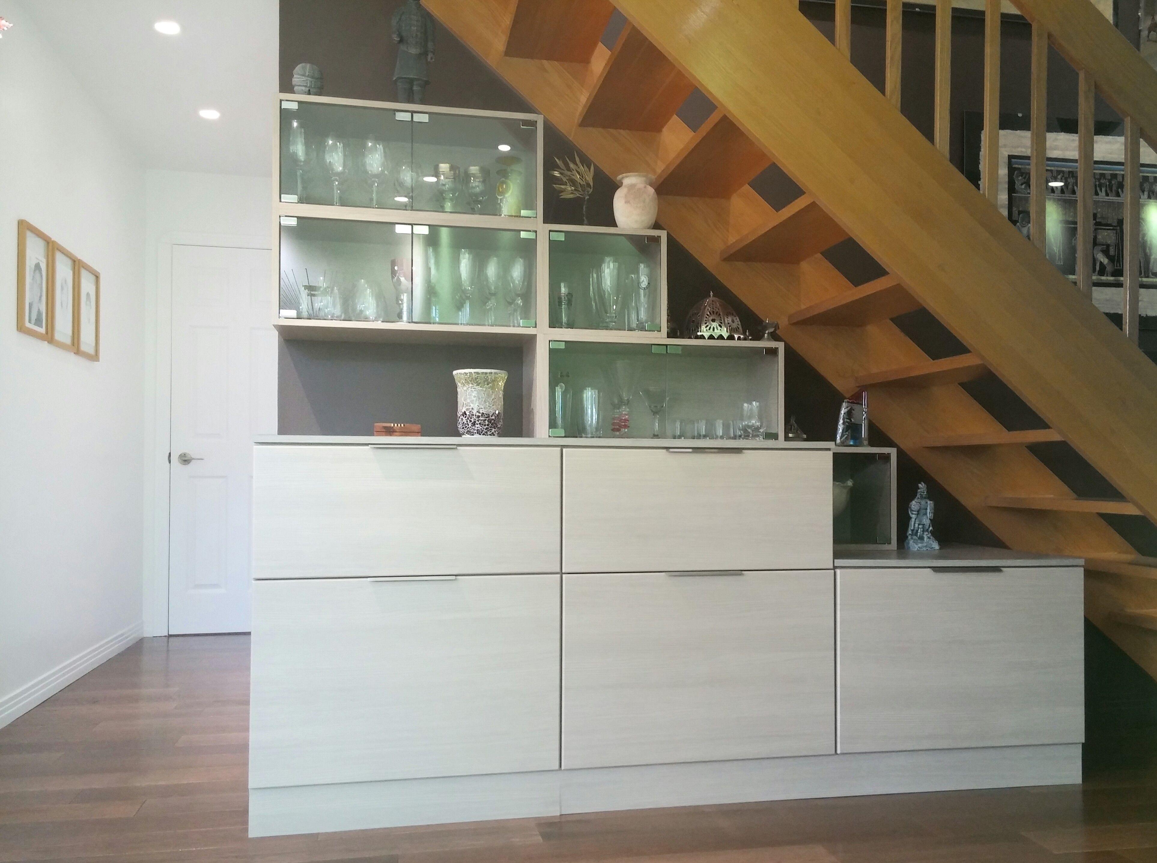 Comment Aménager Son Cellier voilà un exemple de comment bien aménager son espace de