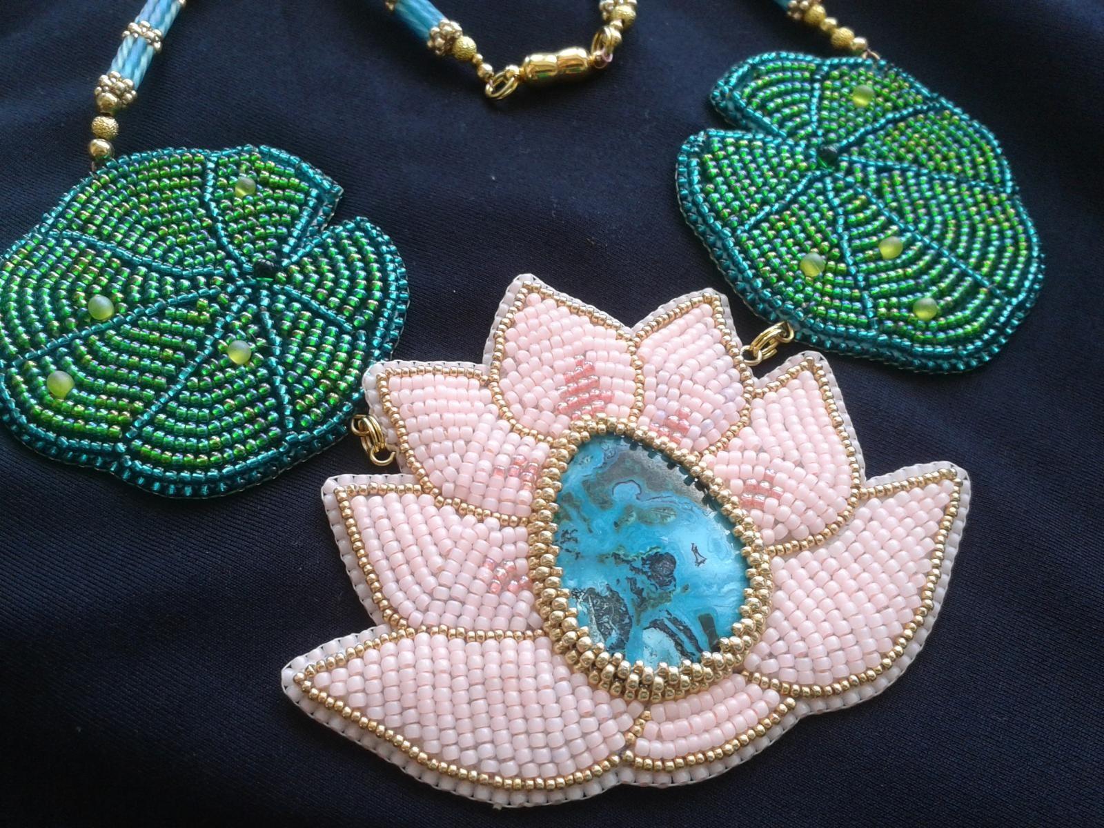 lotos | biser.info - всё о бисере и бисерном творчестве