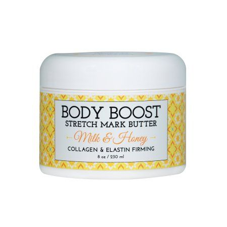 Body Boost Milk Honey Stretch Mark Butter With Images Best