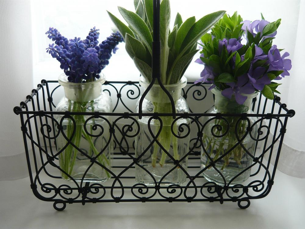 Dekorácie - Stojan na kvety - 2569593