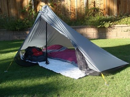 make your OWN tarp-tent for under twenty dollars & make your OWN tarp-tent for under twenty dollars | Backpacking ...