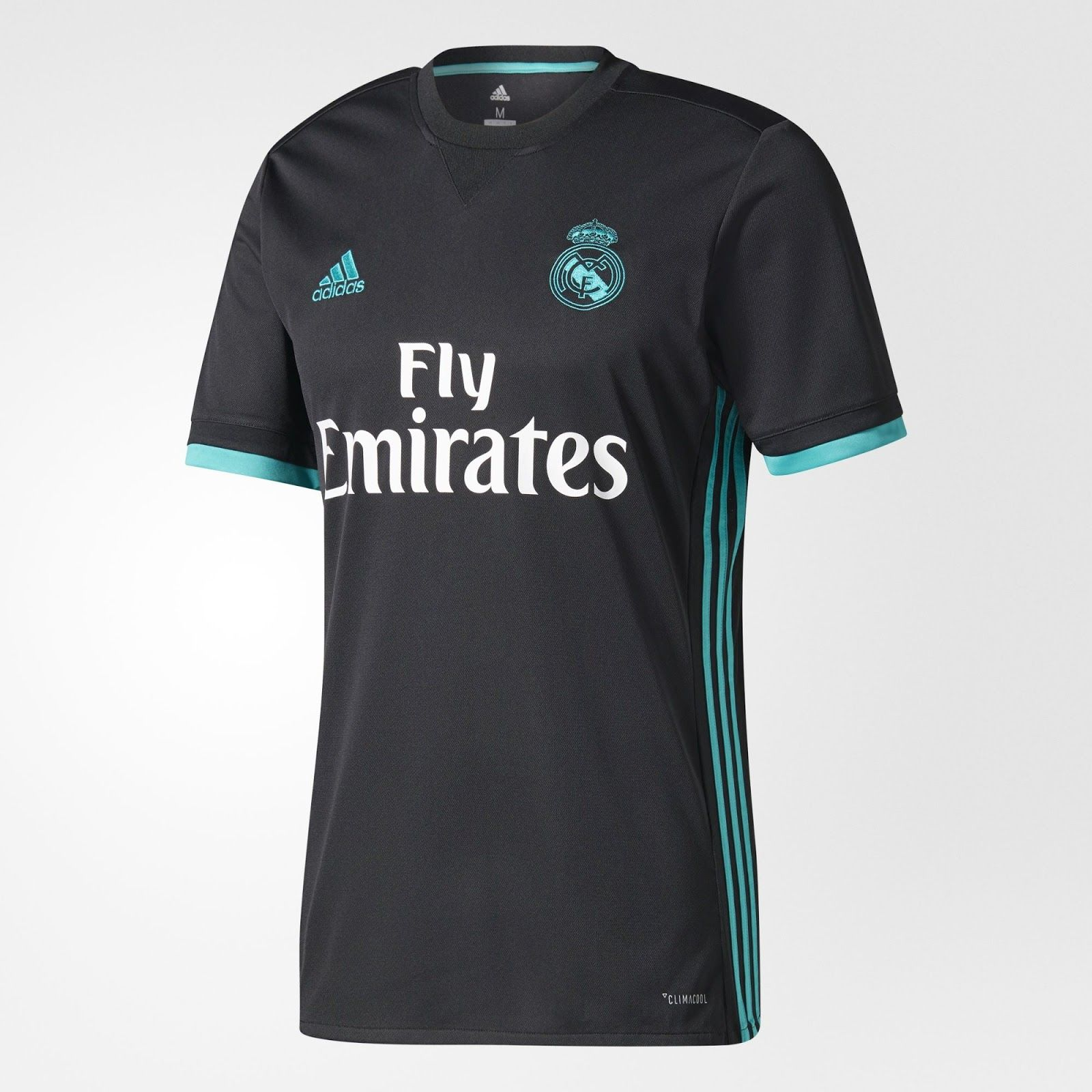 Maillot 2K17- 2K18 Real Madrid Extérieur #RM #Adidas #9ine @Adidas Shirts