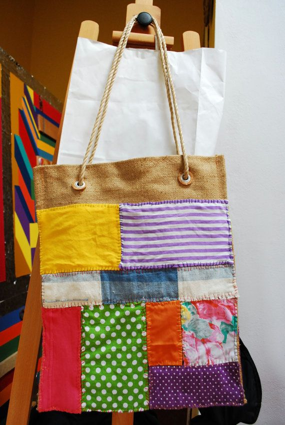 Etsy の Recycled Bag by RecyCri | Carteras/Bolsos | Pinterest