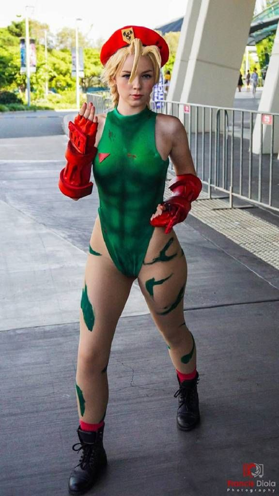 Cammy White Cosplay by Shiiva Cosplay | Street Fighter ...