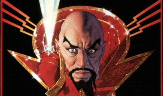 Image result for ming the merciless