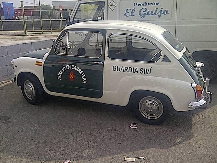 Nuevos coches de la Guardia Civil (con imágenes) Guardia