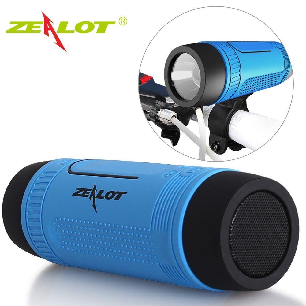 Barato Fanático S1 Altavoz Bluetooth Al Aire Libre De La Bicicleta Portátil Outdoor Bluetooth Speakers Bluetooth Speakers Portable Wireless Speakers Bluetooth
