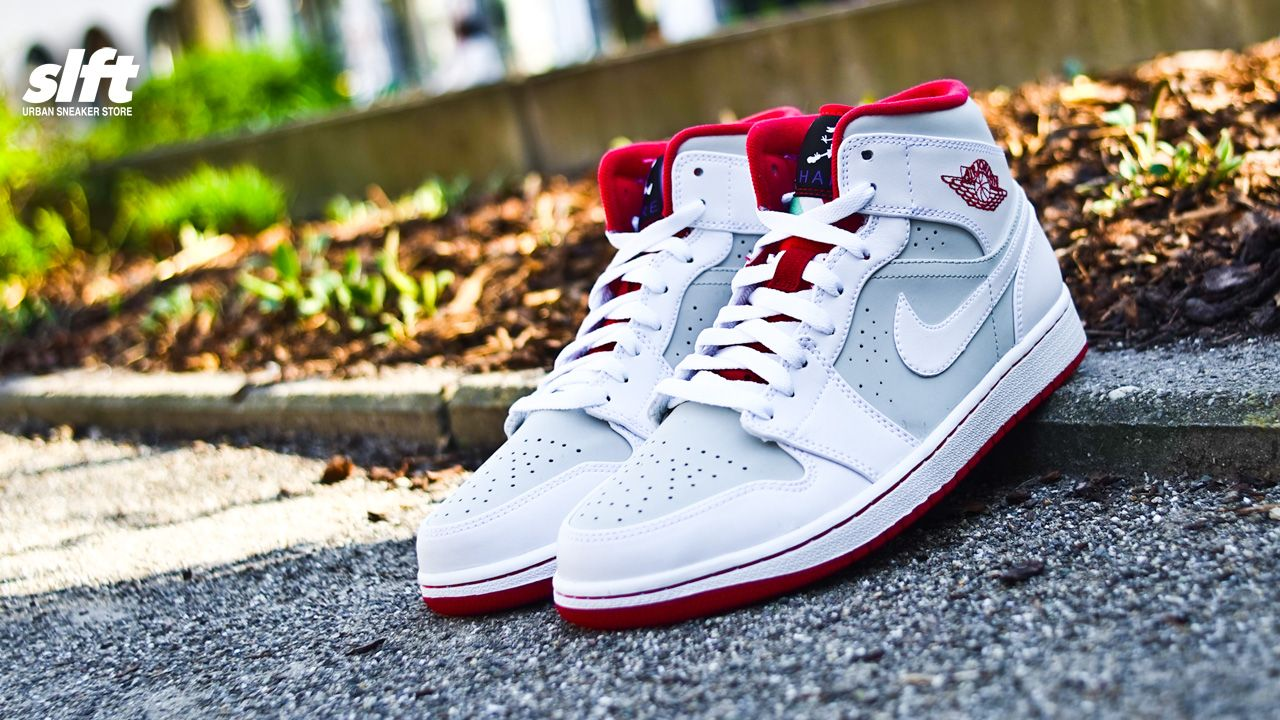 los angeles f3dee 70f6b Der Air Jordan 1 Mid WB   HARE  . http