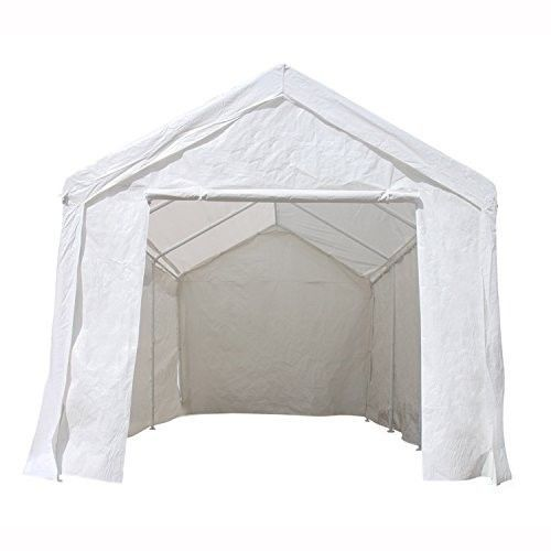 Canopy Carport Storage Tent Garage Hunting 10 x 20 Feet Heavy Duty