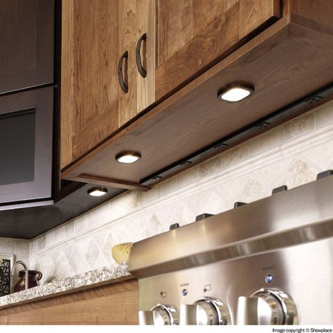 Awesome Under Cabinet Lights And Plugs!