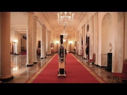 Google Street View Takes A Virtual Tour Of The White House White