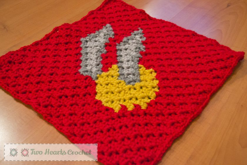 Two hearts crochet, Harry Potter CAL week 3