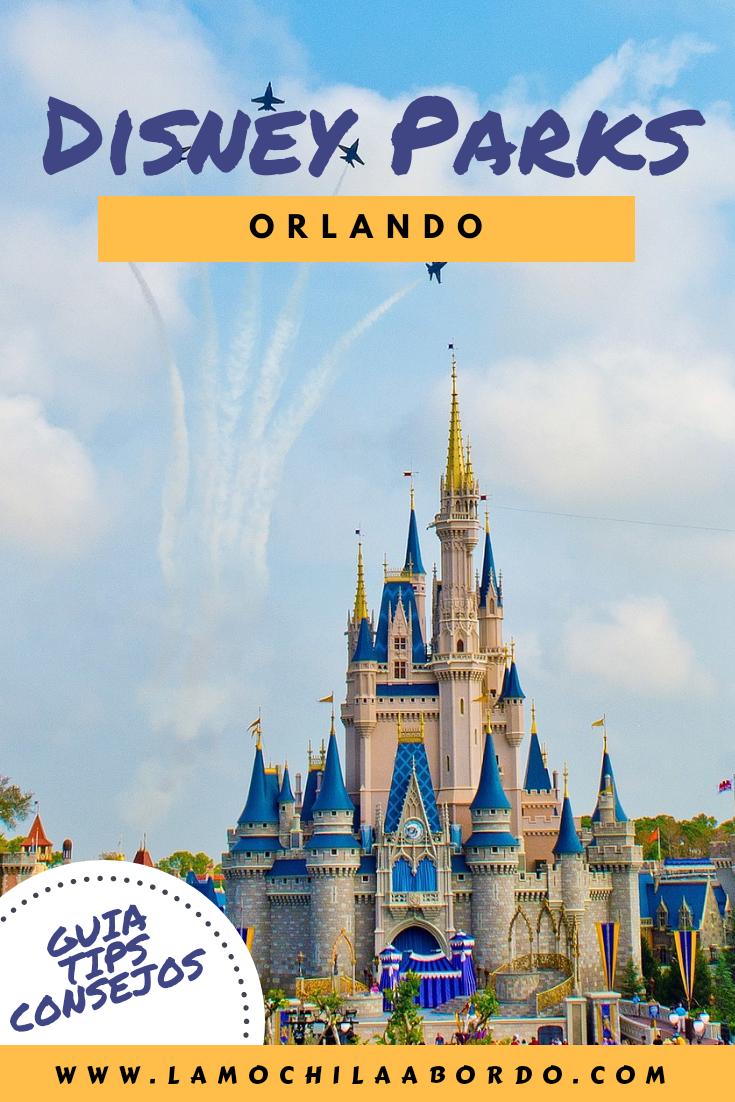 Walt Disney World La Mochila Abordo Blog De Viajes Viaje A Disney World Parques Disney Viajes A Orlando
