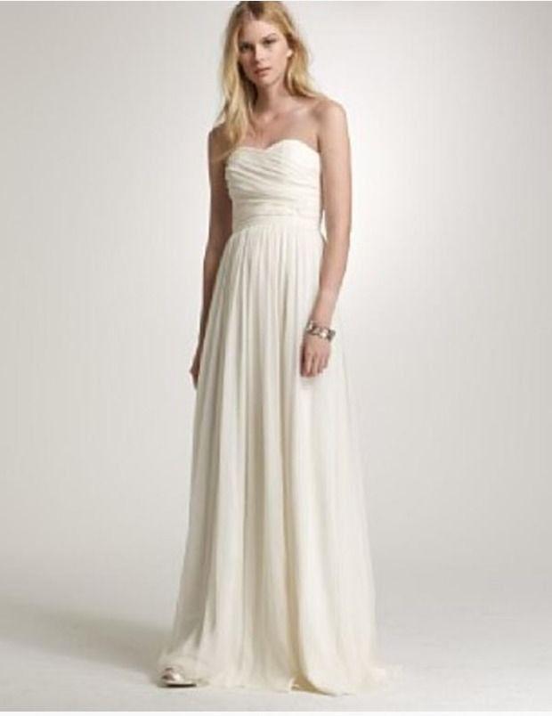 J. Crew Arabelle Wedding Gown   Gittin\' Hitched   Pinterest   Gowns ...