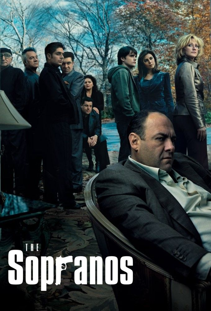 Favorite show ever  Tony soprano is my favorite person ever