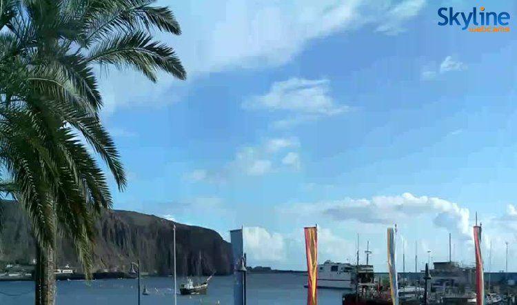 Live Cam Playa de Los Cristianos - Tenerife