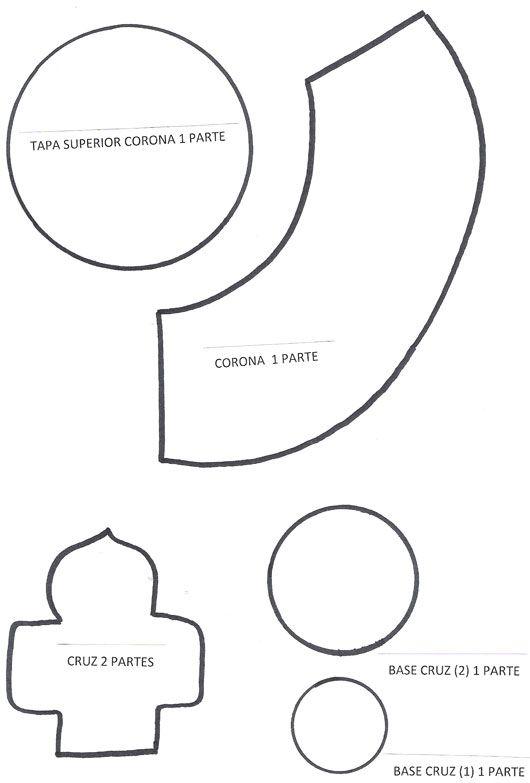 Moldes para gorros de cotillon - Imagui  316d496ebf9