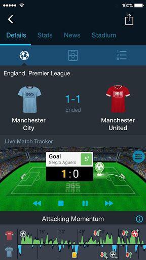 365Scores Sports Scores Live v4.1.3 [Subscribed