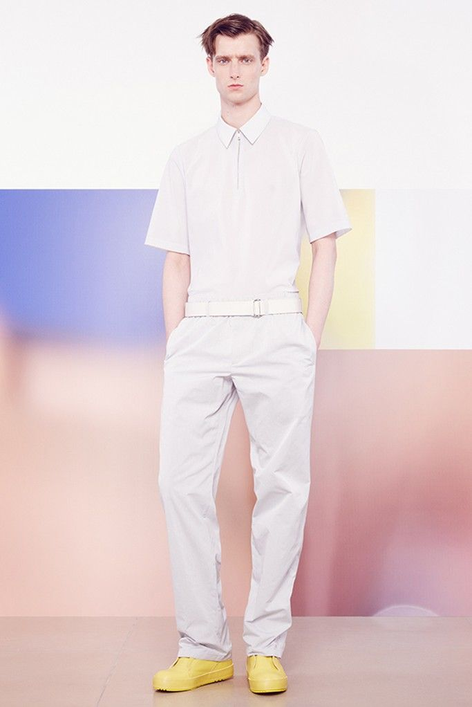 Jil Sander Men Spring/Summer 2015 Collection image Jil Sander Men Spring Summer 2015 Collection 005