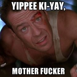 Die Hard I So Miss Quality Movies Favorite Movie Quotes Movie Lines Movie Quotes Basically, hans gruber being german treated john as an american cowboy. die hard i so miss quality movies