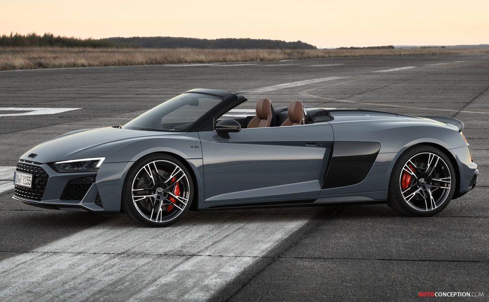 2019 Audi R8 Spyder Audi R8 Audi R8 V10 Audi