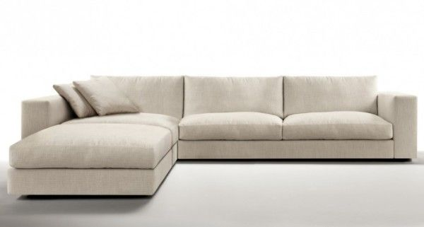 Finding White Sofa With Cushions And Sectional Sleeper Upholster Design Comfort Fabric Material Comfortable Living E