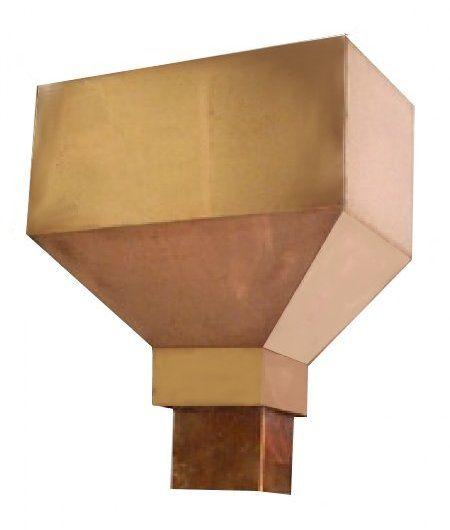 Shop Industrial Conductor Head Rain Head Rain Chain Gutter
