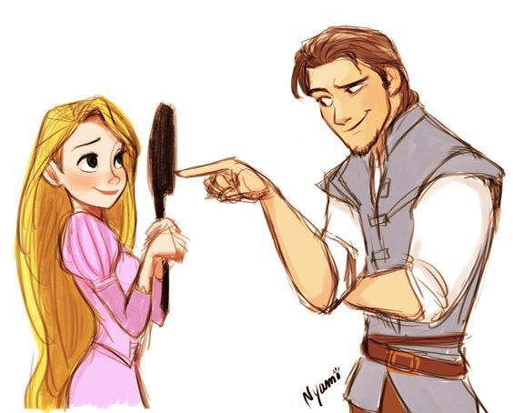 By Nyamo (Tangled)