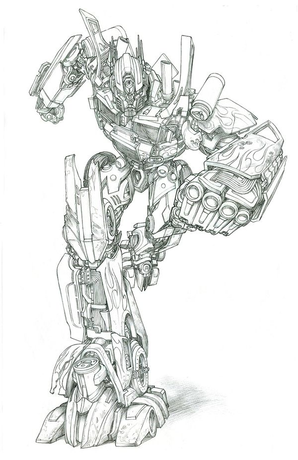 Transformers 4 Age Of Exintinction Package Art Sketches From